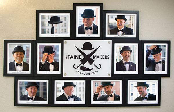 FaineMakers Wall of Fame